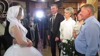 Обжинки на свадьбе. [Петр Сидорчук]