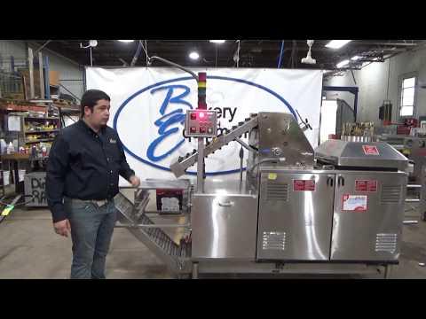 Flour Tortilla Machine, Superior Food Machinery, Model: F05442PEP, Running