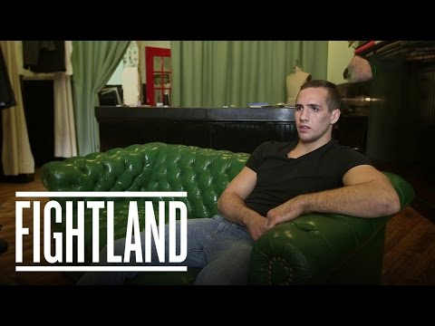 Suit Shopping With Rory Macdonald: Fightland Meets