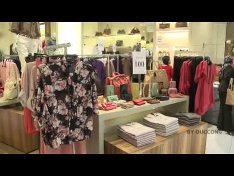 Du lịch mua sắm tại Malaysia
