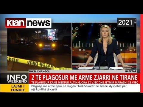 Dy te plagosur me arme, cfare ndodhi ne Tirane