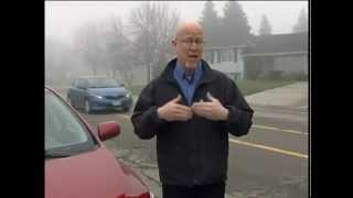 Fog light driving lessons