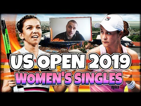 US Open 2019 - Predictions - Women's Singles