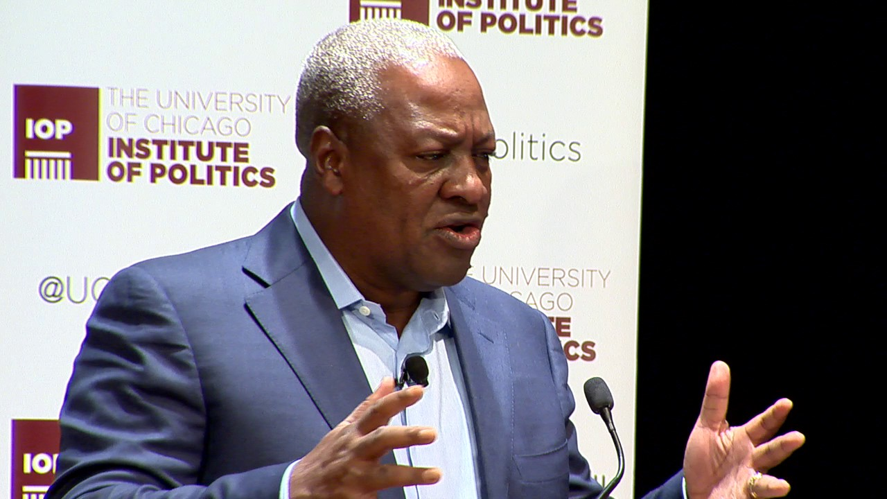 Ghana national council of chicago - His Excellency John Dramani Mahama Former President Of The Republic Of Ghana
