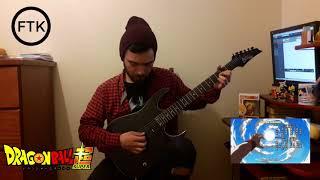 Dragon ball super - ending 10 70cm四方の窓辺 guitar cover