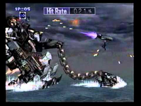 Contra Shattered Soldier PS2 - Perfect Play (100% All Stages + No Miss)
