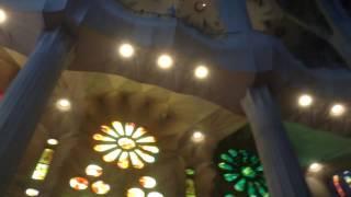 Sagrada Familia. Barselona 2014