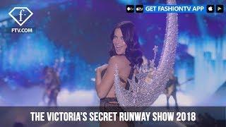Adriana Lima, Rita Ora, Bella Hadid,Elsa Hosk, Chainsmokers at Victoria's Secret Show 2018 NY | FTV