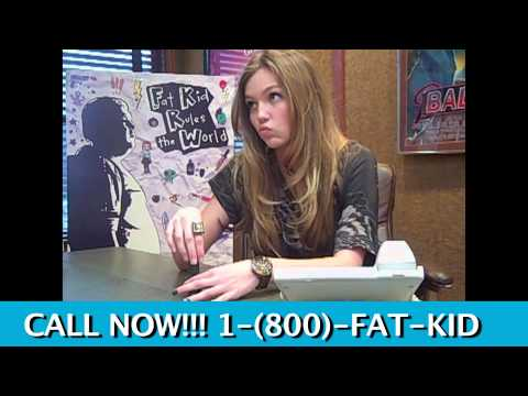 FAT KID RULES THE WORLD  Lili Simmons Helps the Campaign