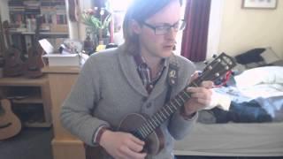 Dayton Ohio 1903 (Randy Newman) ukulele cover