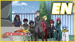 Beyblade Metal Masters: The Miraculous Spiral Force - Ep.96