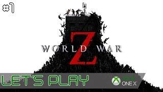 Au Bord de l'Extinction - World War Z | LET'S PLAY #1