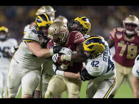 Michigan vs. Florida State - Official Game Highlights