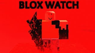 SCARING PEOPLE AS BLOX WATCH|ROBLOX EXPLOITING #77