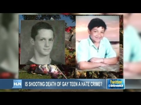 Is Death Of Gay Teen A Hate Crime?