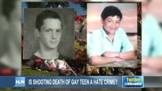 Is death of gay teen a hate crime