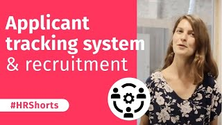 Applicant tracking system and recruitment