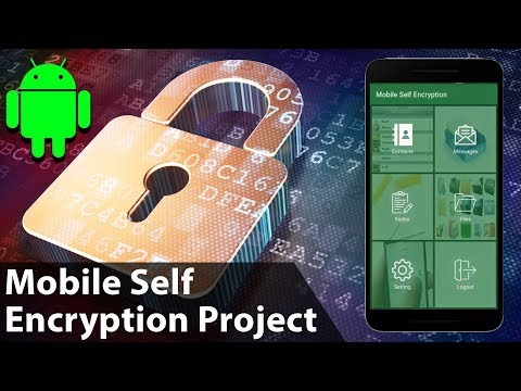 Mobile Self Encryption Project
