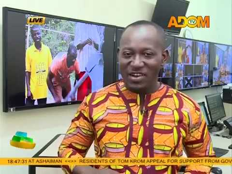Adom TV News (13-3-17)