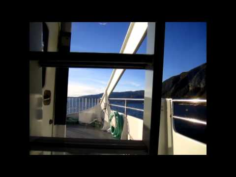 D3 Deja Vu in the Evening Balestrand to Bergen in the Sognefjord