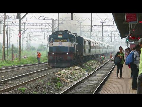 [6 in 1] Diesel Trains Showcase : ALCO + EMD : Speedster Diesel Express Trains : INDIAN RAILWAYS