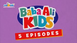 Baba Ali Kids Series is Now on One4kids TV