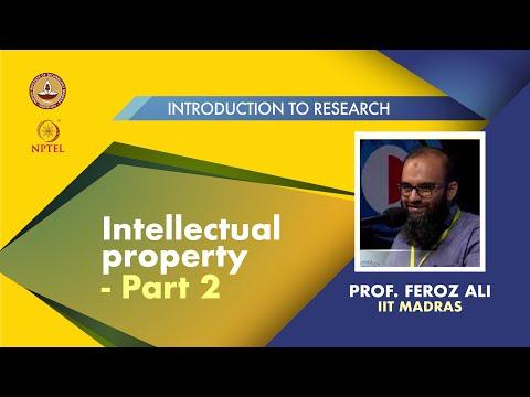 Intellectual property - Part 2