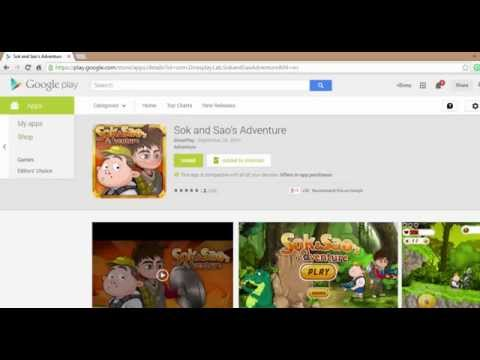 Download Application apk from google play store to PC