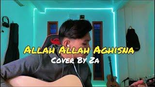 ALLAH ALLAH AGHISNA nazwa maulidia - Cover By Za