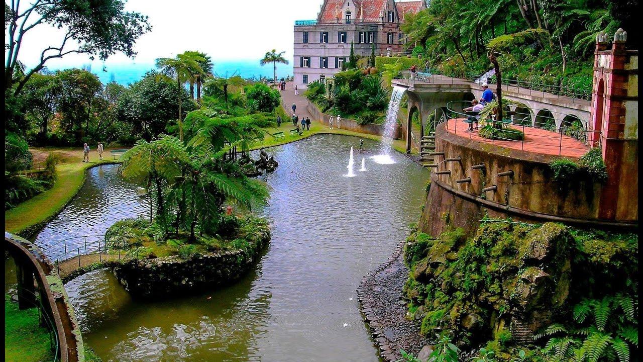 monte palace tropical garden madeira funchal youtube - Tropical Garden 2016