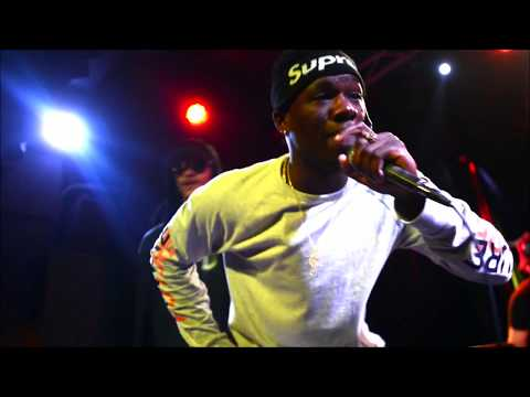 """Trill Cosby - """"Grimey"""" performance"""