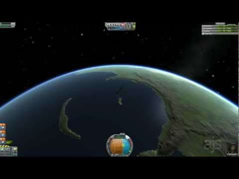 Kerbal Space Program - Orbit Tutorial [Demo]