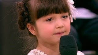 Пусть говорят. Звезда шоу «Лучше всех!» Николь Плиева вгостях уАндрея Малахова.