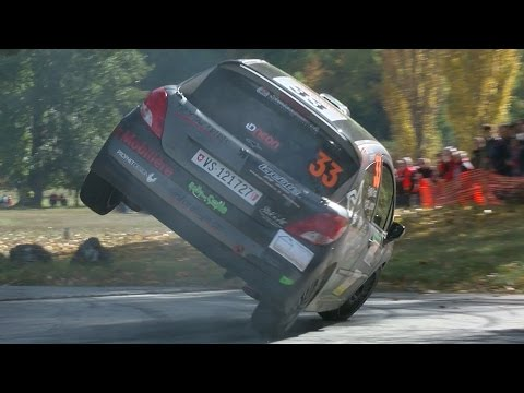 Highlights Day 1 Rallye du Valais RIV 2016