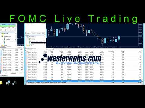 FOMC News: Live Arbitrage Trading +174.15% for 3 hours in FxFlat
