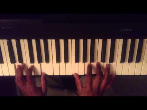 Hosanna - Norman Hutchins (keyboard practice)