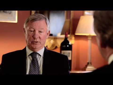Sir Alex Ferguson on His Wine Collection