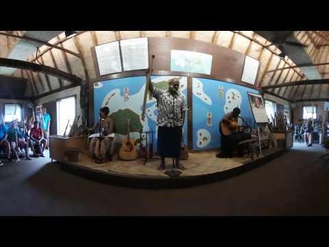 Fiji Village Show at the Polynesian Cultural Center JusGo 360 Samsung Gear 360