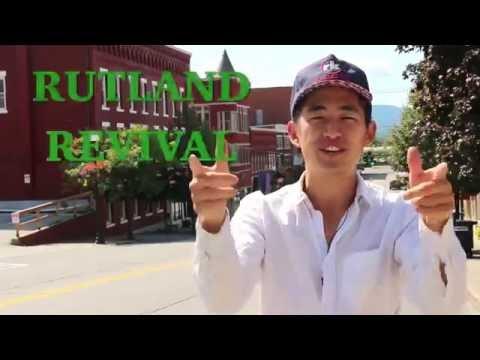 RUTLAND REVIVAL: a fast tour of Rutland, VT!!!