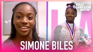 Simone Biles Praises Young Gymnast That Landed Her Signature Move