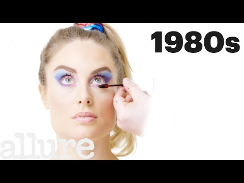 100 Years of Eyeshadow | Allure