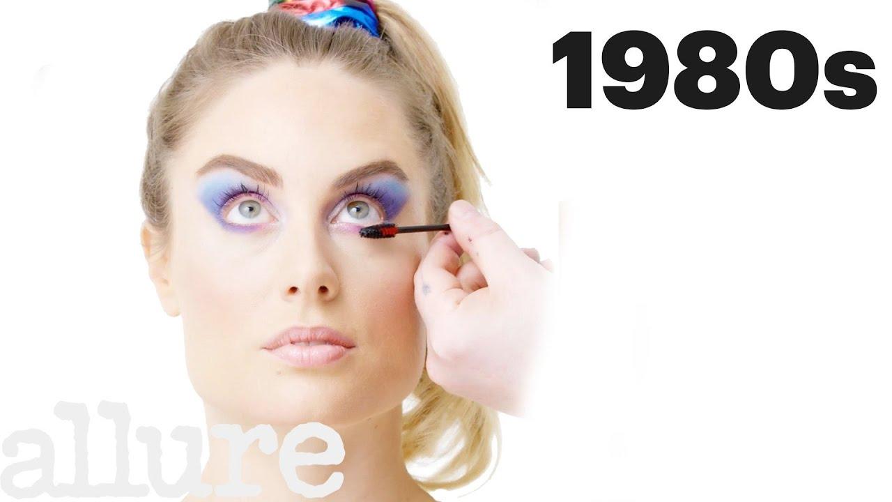 100 Years of Eyeshadow | Allure