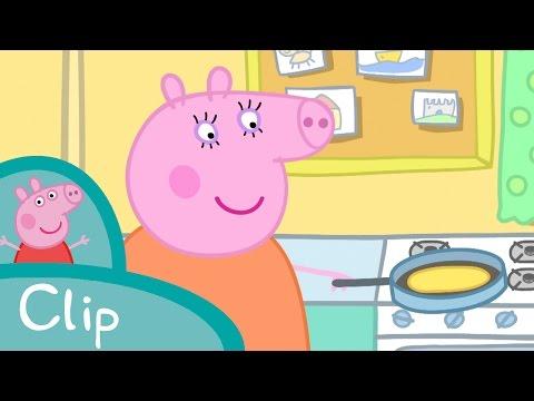 Peppa Pig Français | Les Crêpes
