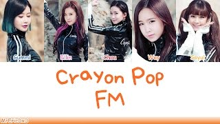 Watch Crayon Pop Fm video