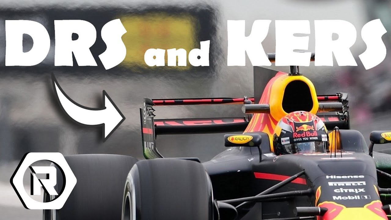 Overtaking in Formula 1 The importance of DRS and KERS   RacerThoughts #6