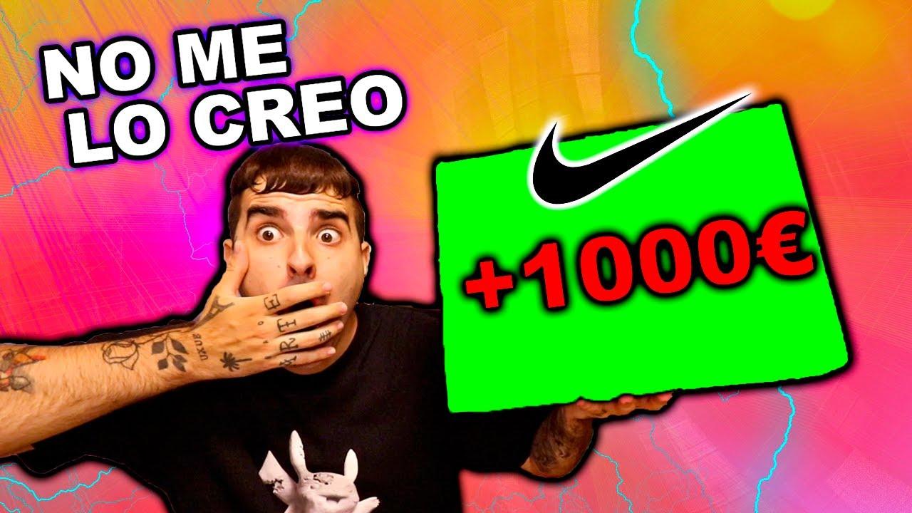 ¿CONSEGUÍ COMPRAR la ZAPATILLA de 1000€?