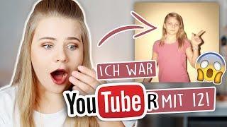 OMG! Mein PEINLICHES GEHEIMNIS! 😱🙈 - Mit 12 Jahren YouTuber!