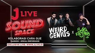 LATHI ꦭꦛꦶ  WEIRD GENIUS ft. SARA FAJIRA - FIRST TIME LIVE ! JLIVE SOUNDSPACE SESSION 02!  JazyBold