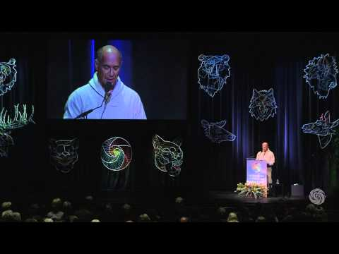 Jeffrey Bronfman - The Botanical Dimension of Our Human Evolutionary Next Steps   Bioneers