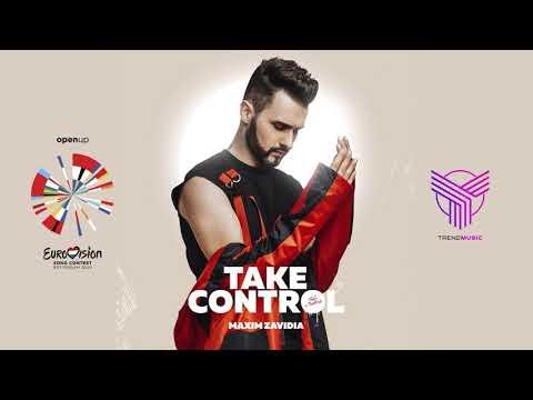 MAXIM ZAVIDIA - TAKE CONTROL   ( EUROVISION MOLDOVA 2020)